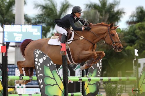 Laura Chapot and Quointreau un Prince Photos © Sportfot