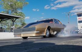 NMCA: Fast Cars & Rising Stars in KY - Drag List