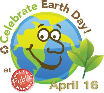 Earthday April 16