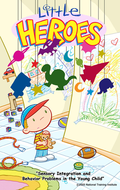 Little Heroes #4: Sensory Integration