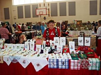 The Holiday Arts and Crafts Show returns to the Englewood Sports Complex on Dec. 12.