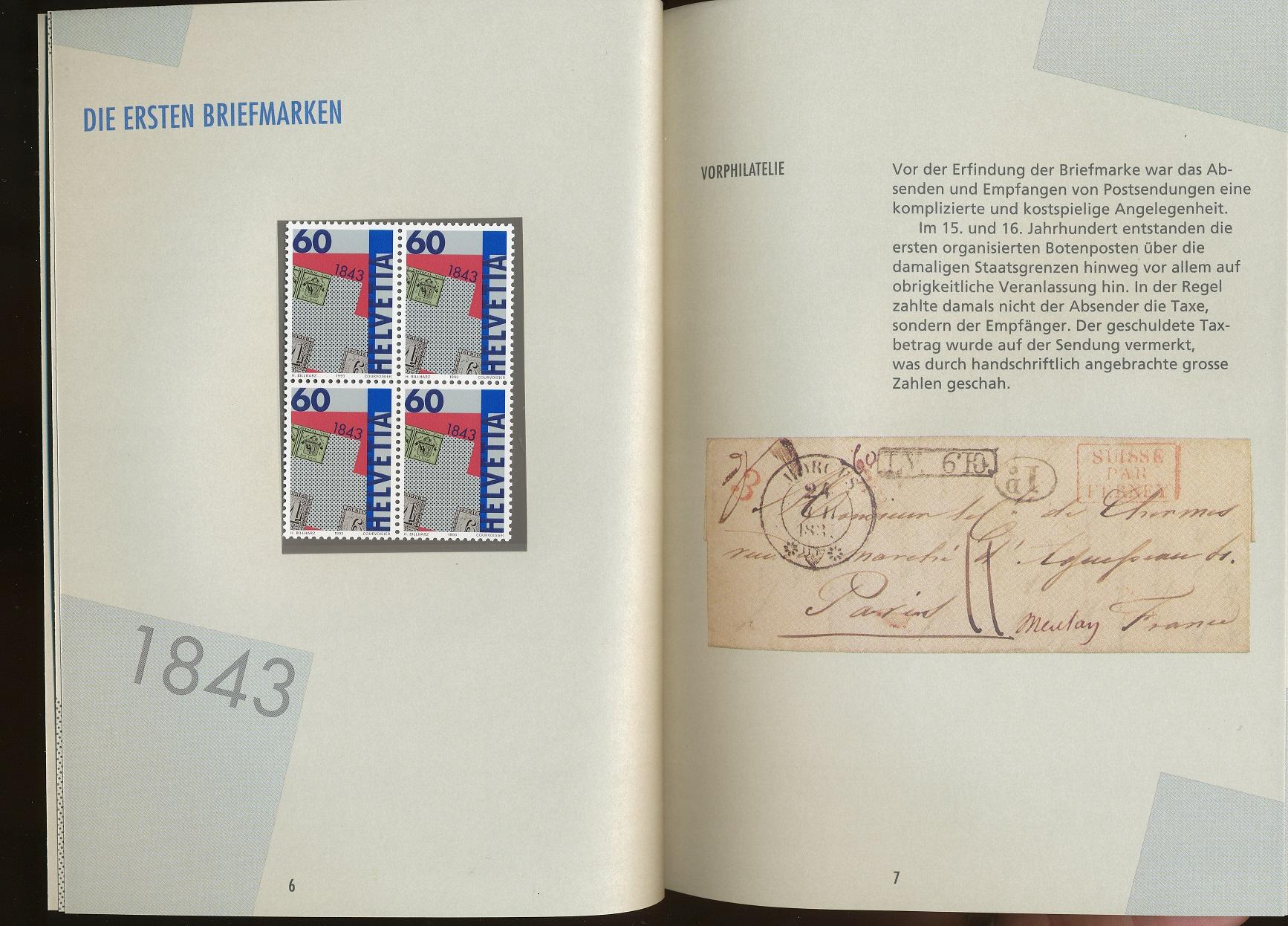 Aufkleben briefmarke richtig Wo Briefmarke