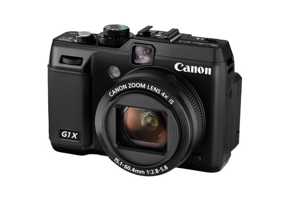 Canon Introduces PowerShot G1 X and Elph 520 HS, 110 HS