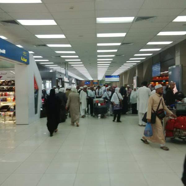 في سابقة أولى 30 مليون مسافر في مطار جدة خلال العام 2015