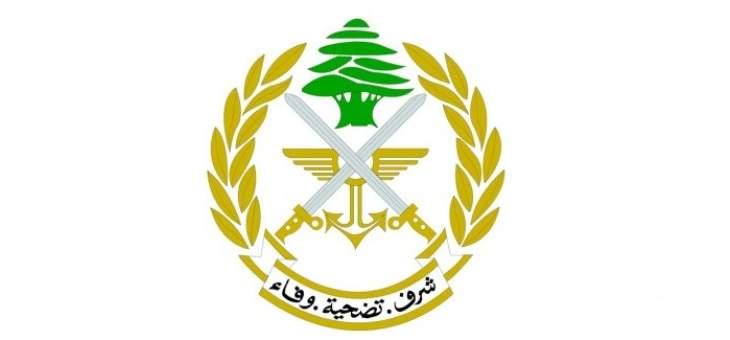 LBC: جرحى خلال صدامات بين الجيش وأهالي بلدة المجدل في وادي خالد