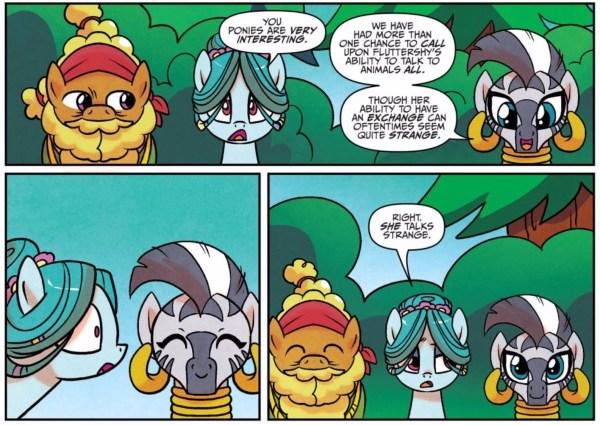 Картинки Комиксы Пони