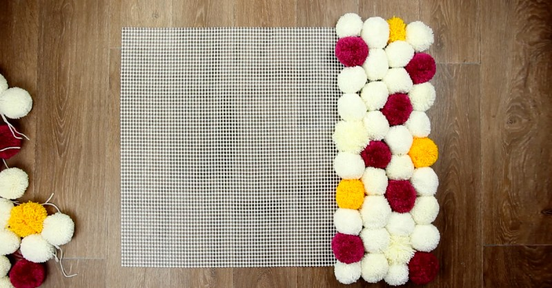 rouleaux de papier toilette et de laine