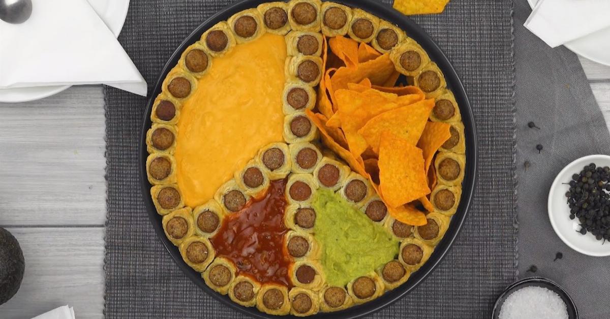 guacamole sauce salsa tortillas etc