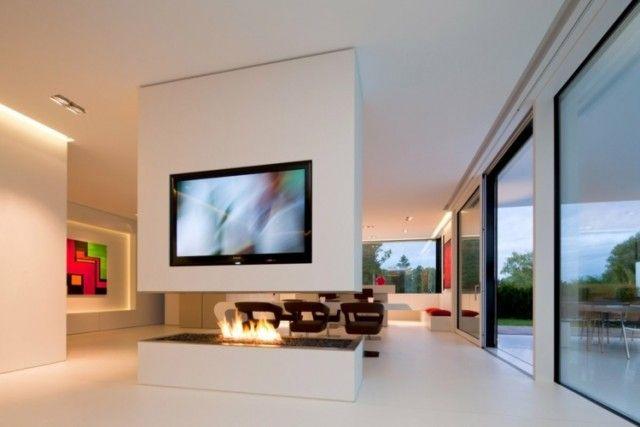 ou placer la tv dans le salon resolu