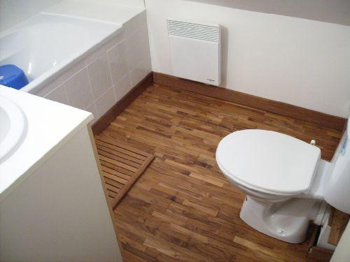 quel sol pour ma salle de bain sous