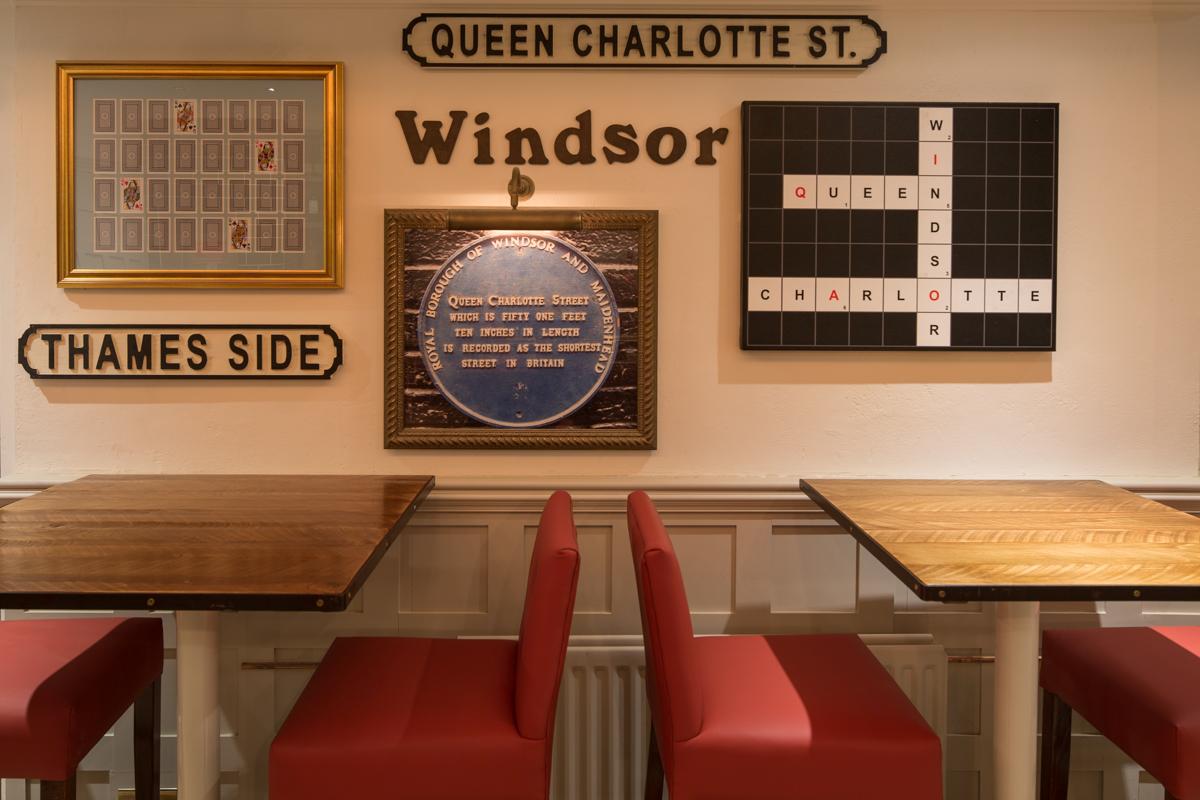 Image result for queen charlotte windsor bar