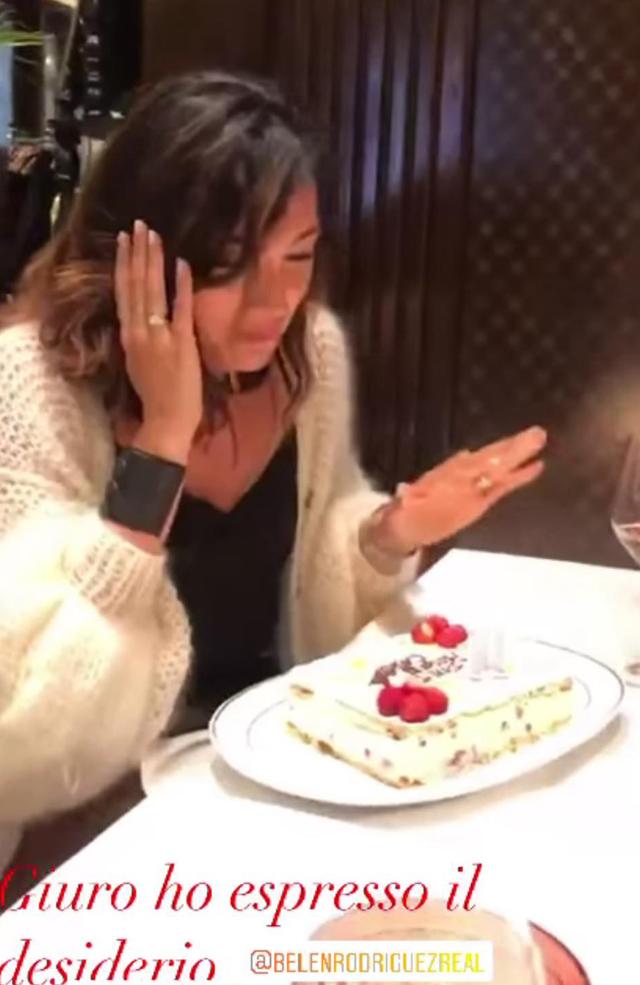 Caterina Balivo festeggia il compleanno con Belen: guarda