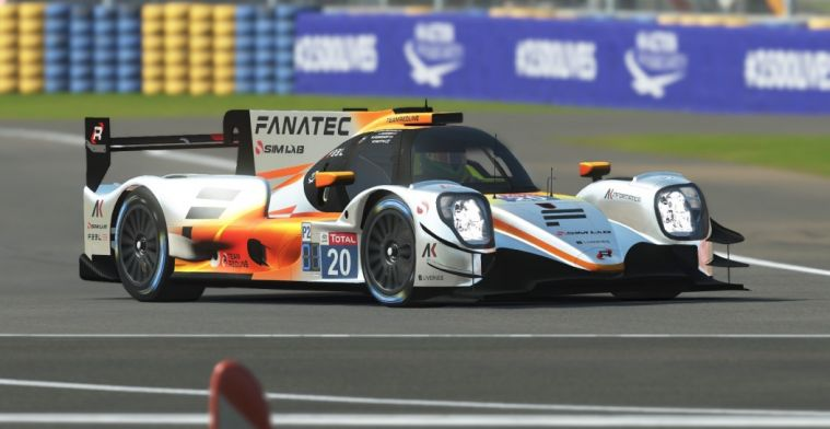 Verstappen – Norris Redline entry takes back to track