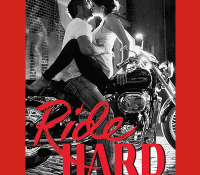 Cover Reveal: Ride Hard by Laura Kaye