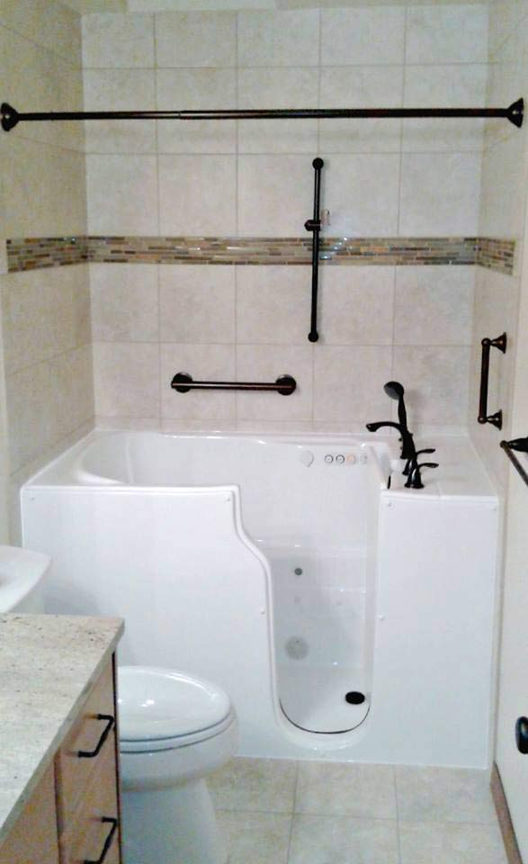 Walk In Tubs By TheraTub Best USA Design Price Safety And Warranty