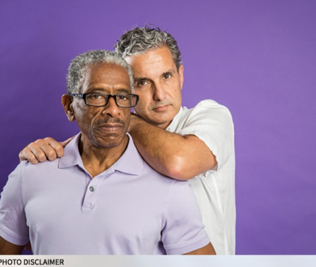 Photo Of An Older Gay Couple