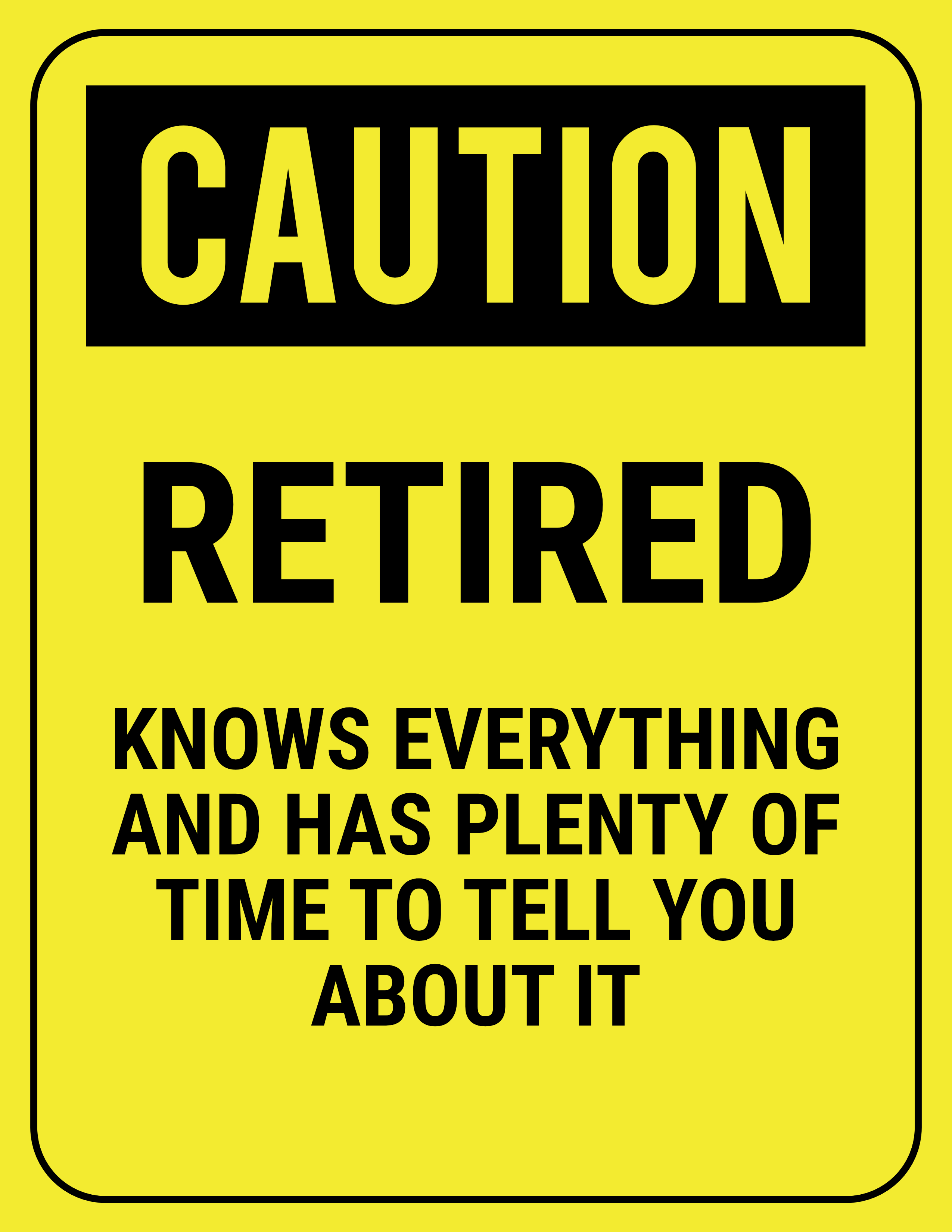 Funny Safety Signs To Download And Print