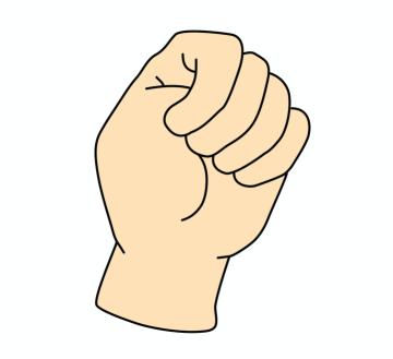 「握りこぶし」の画像検索結果