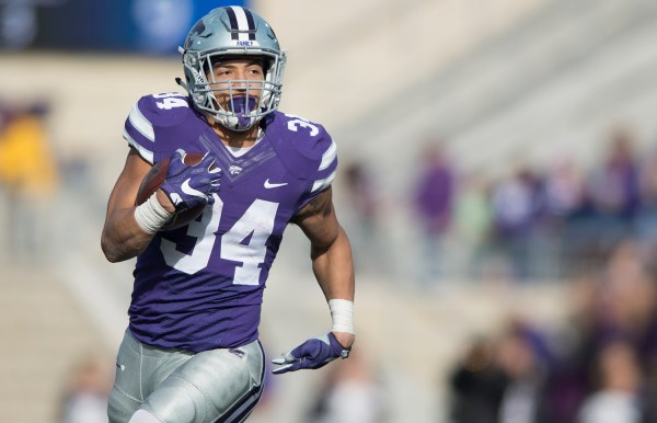 K-State's passing offense struggles as Barnes' running ...