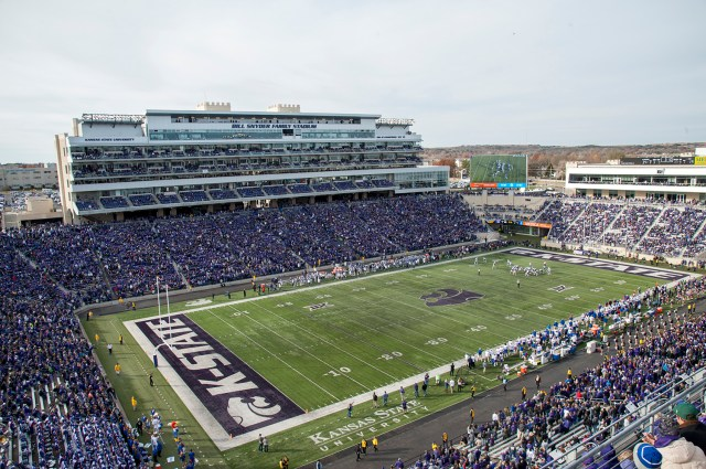 New gun law brings change to K-State stadium security | The Collegian