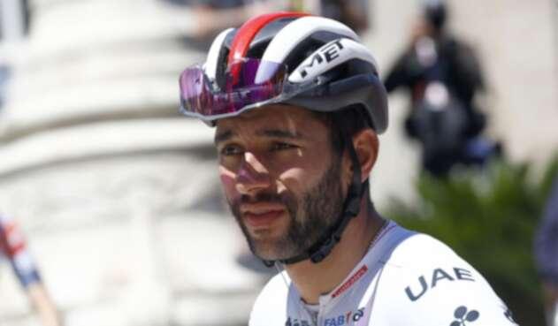 Resultado de imagen de ciclista coronavirus fernando