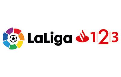 LaLiga 1|2|3 Logo
