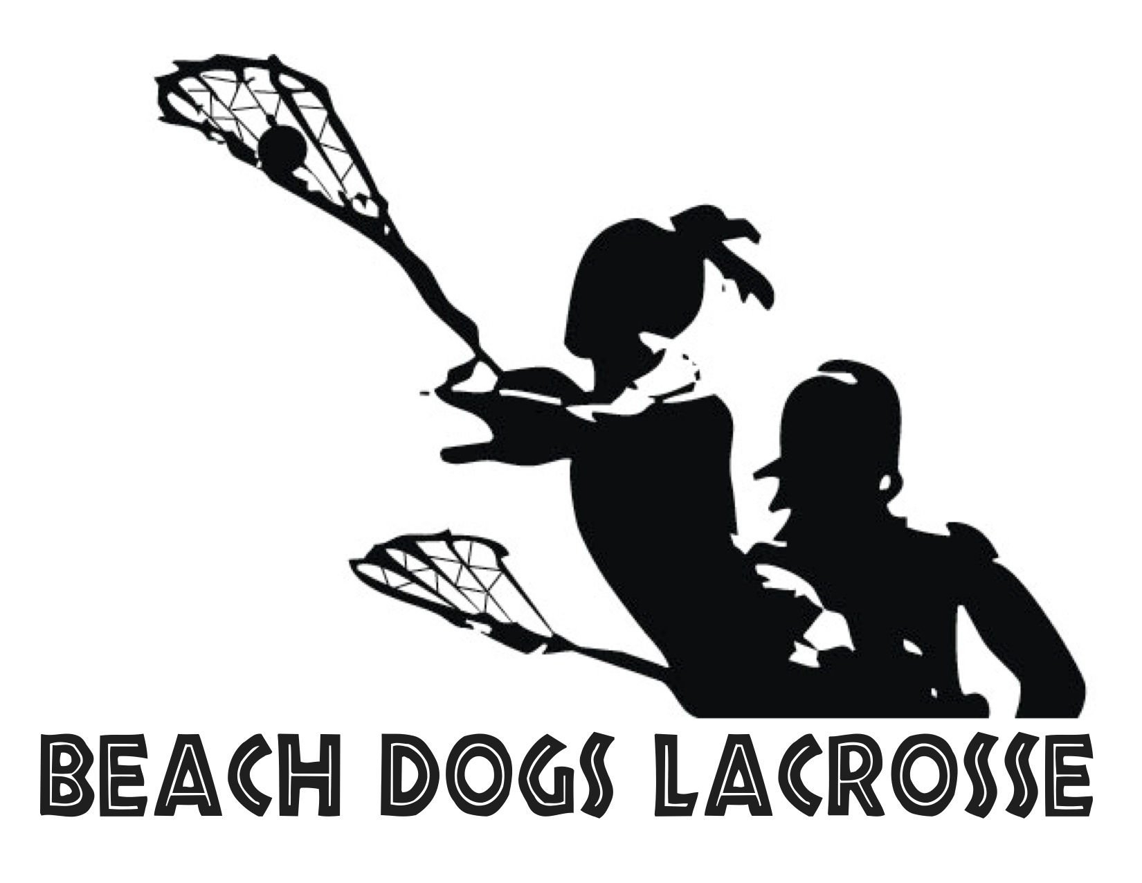 Beach Dogs Lacrosse