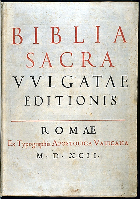Image result for vulgate
