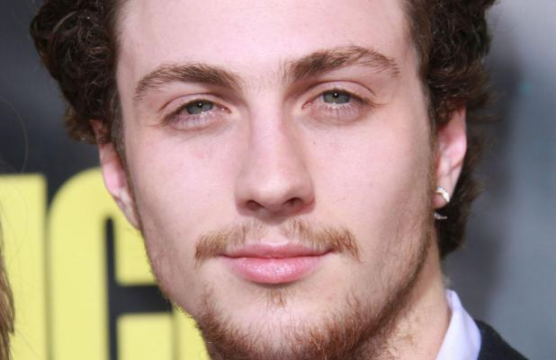 Aaron Taylor-Johnson is too young for 50 Shades of Grey ...