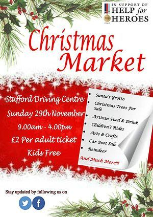 Family Christmas Market And Car Boot Sale The List