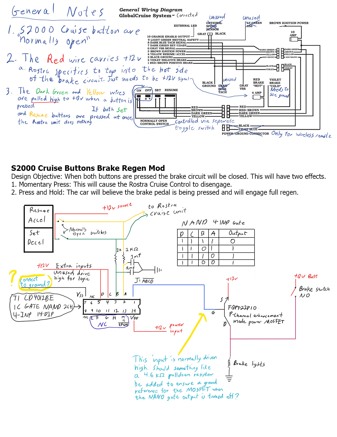 Rostra Wiring Diagram Small?resize\=665%2C861 accell ignition wiring diagram accel 300 wiring diagrams  at bayanpartner.co