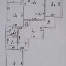 Увеличить - Объект №9536038-lotс пр-кт Королева Продаётся 3ая квартира 110 квм. Дом кирпичный, этаж 11/17. Дом с консьержами, подъезд чистый. Квартира просторная, все комнаты раздельные, есть кладовая, просторный застекленный балкон. Кухня 17кв м. Ремонт в отличном состоянии. Остаётся вся мебель. Рядом 101 школа, детские сады. Транспортная развязка во все районы города. Фото соответствуют. Покажем в любое удобное для Вас время<br>Ипотека подходит. Перепланировок нет.: ,