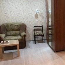 Увеличить - Объект №6063042-lotс Орбитальная Продаю однокомнатную квартиру гостиничного типа, балкон застеклен, м/пл. окна, состояние хорошее.: ,