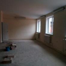Увеличить - Объект №4337760-lotп Троллейбусная сдается теплое помещение 134 м2. пол плитка, огороженная, охраняемая территория: ,