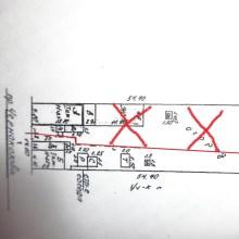 Увеличить - Объект №4018889-lotл Чернокозова СРОЧНО, продается участок, центр города, свет, вода, газ, канализация, свой колодец, пол участка под большим навесом: ,