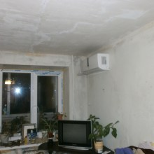 Увеличить - Объект №817963-lotн Королева Состояние квартиры под чист.отделку, новый окна металлопласт, новые стояки, комнаты разд., : ,