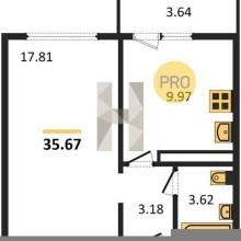 Увеличить - Объект №5381846-lotс Висаитова ПРОДАЖА ОТ ЗАСТРОЙЩИКА <br>БЕЗ КОМИССИИ И ПЕРЕПЛАТ <br><br>Жилой комплекс Суворовский расположен на площади 604 гектара разместятся 56 многоэтажных каркасно-монолитных и объмно-блочных домов. Перспективно развивающийся район, со своей инфраструктурой, отличная транспортная развязка в любой район города. <br><br>Все квартиры сдаются с законченным ремонтом под ключ. <br><br>Комплекс размещн территориально так, что весь город Ростов-на-Дону расположился у его основания. Близость водома и паркового массива дополняют ощущение комфорта днм, а вечером предстат завораживающий вид на огни ночного города. <br><br> В ПОДАРОК СЕРТИФИКАТ НА СКИДКУ ОТ 10 000 РУБ., ДО 40 000 РУБ, а также подарок от партнера мебельный магазин Hoff Сертификат на покупку мебели 50 000 руб.<br><br>ПОМОЩЬ В РАССМОТРЕНИИ ИПОТЕКИ.<br>ВОЗМОЖНА ИПОТЕКА БЕЗ ПЕРВОНАЧАЛЬНОГО ВЗНОСА: ,