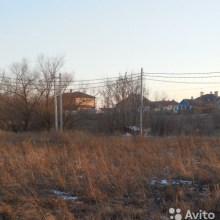 Увеличить - Объект №6404414-lotн Багаевский Участок расположен в черте города ИЖС , вода,свет, на участке, газ по меже, отличное место под дачу.Звоните!: ,