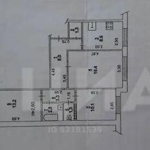 Увеличить - Объект №9216561-lotс ул. Стартовая Квартира в отличном состоянии, новая проводка, сантехника, стяжка (все сделано под себя и на совесть), зал совмещен с кухней (так просторней), есть гардеробная вместительная (там стоит машинка стиральная и место под банки...), батареи сделаны так чтобы правильно распределялось давление, остается кухня со встроенной техникой, шторы, и кое-что по мебели,<br>+БОНУС продаем гараж (расположен под домом) капитальный (панельный) на территории охраняемой парковка (там отличный ремонт и есть подпол, для хранения шин и .....).: ,