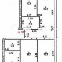 Увеличить - Объект №10862907-lotс ул. Канта Собственник! Продаю свою 3-х комнатную квартиру в ЖК