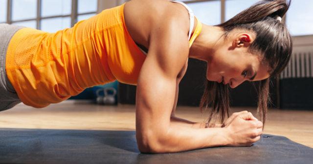 Platt mage - med världens 6 bästa magövningar!