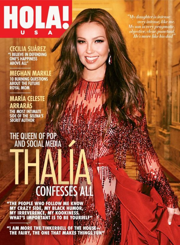 HOLA! USA (English)-December 2018 - January 2019 Magazine