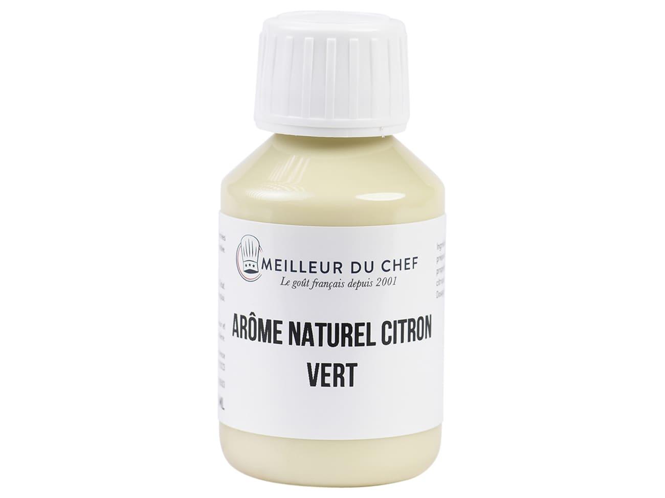 arome citron vert hydrosoluble 58 ml selectarome
