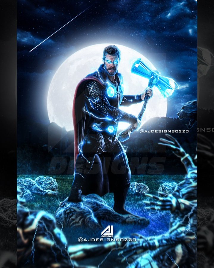 Avengers 4-AJ Desings-01