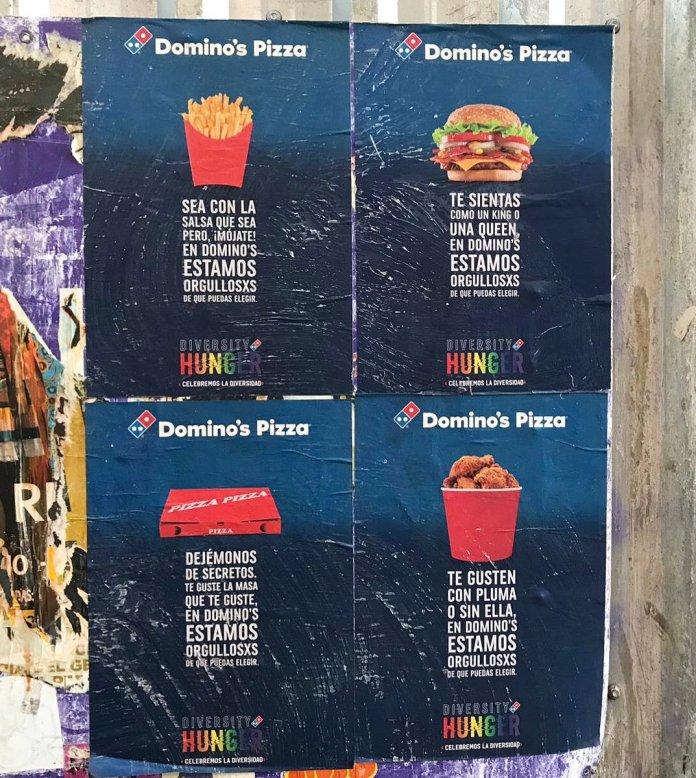 Dominos Pizza-LGBT-España
