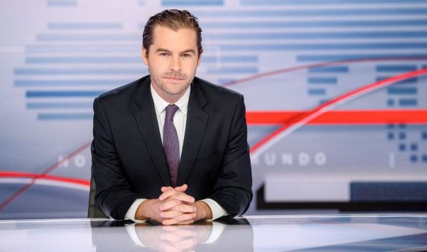 Telemundo already has a new driver Julio Vaqueiro