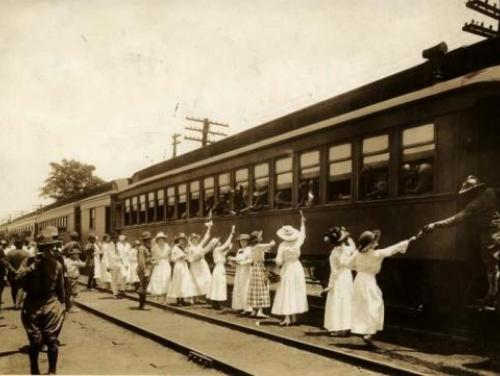 North Carolina's World War I Commemoration | NC DNCR