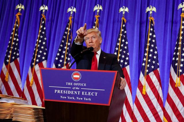 Ob man ihn verabscheut oder liebt, Trump wurde klar und nach allen gültigen Regeln gewählt.