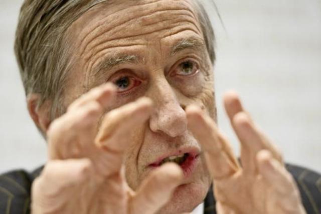 Paolo Bernasconi: «Une chose n'a pas changé: la cupidité de certains banquiers.»