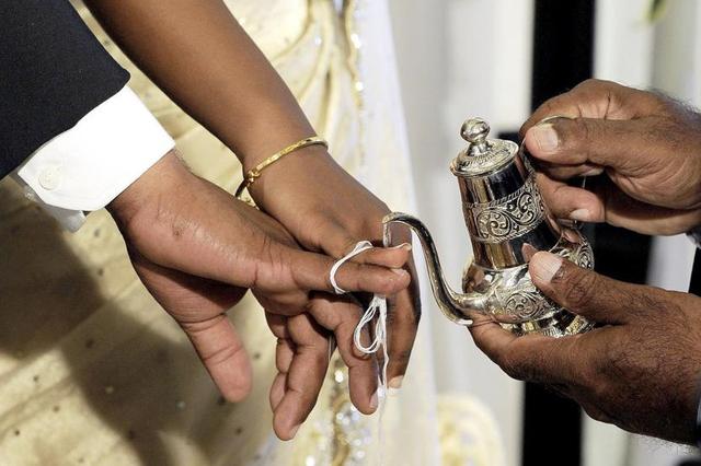 Le mariage forcé est un tabou touchant la liberté individuelle et les droits humains. De nouveaux cas sont débusqués chaque année (image d'illustration).